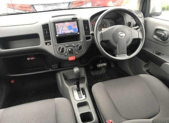 Nissan AD Expert 2015 full