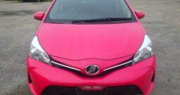 Toyota Vitz Jewela 2015
