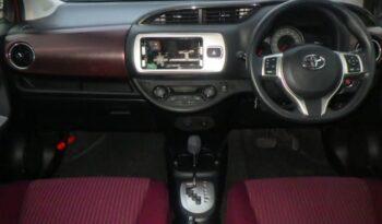 Toyota Vitz Jewela 2015 full