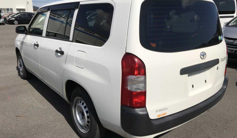 Toyota Probox 2015 full