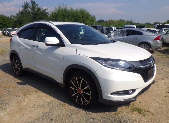Honda Vezel 2015 full