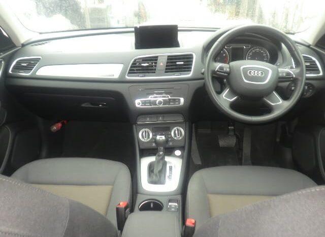 Audi Q3 2014 full