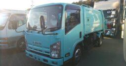 ISUZU ELF (Garbage Truck) 2012