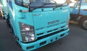 ISUZU ELF (Garbage Truck) 2012 full
