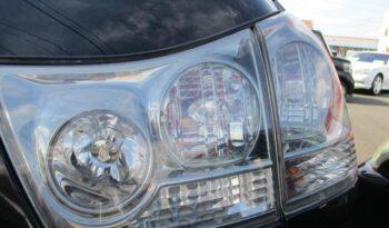 Toyota Harrier 2003 full