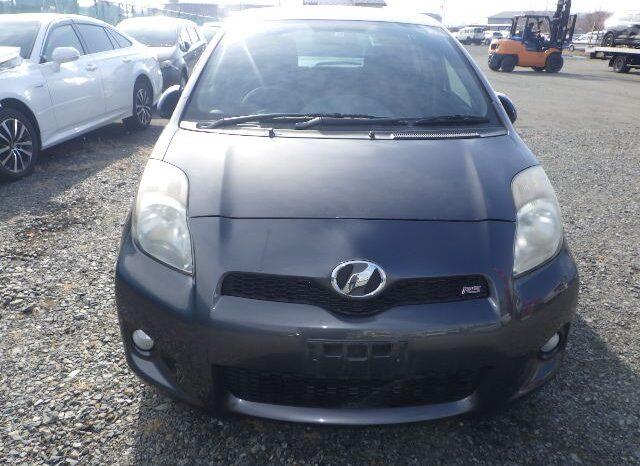 Toyota Vitz 2009 full