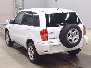 TOYOTA RAV4 2002 full