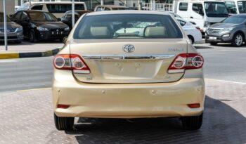 Corolla 1.6 XLi 2012 full
