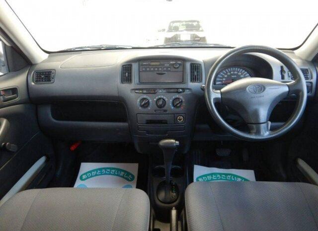 Toyota Probox Van 2002 full