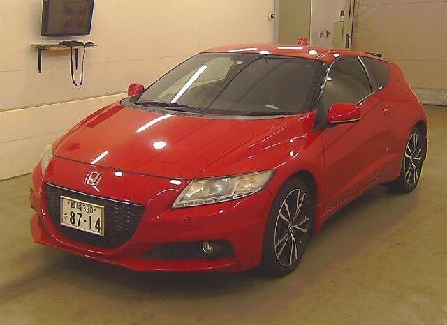 Honda CR-Z full