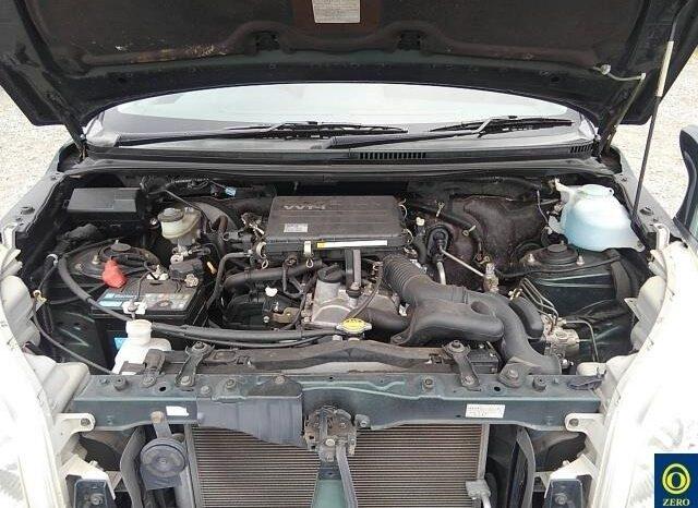 Toyota Rush 2009 full