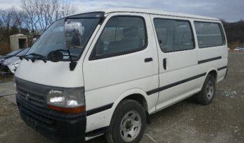 TOYOTA HIACE VAN 2000 full