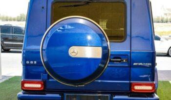 Mercedes-Benz G 500 2009 full