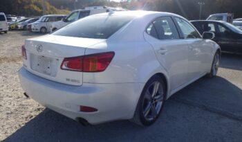 Lexus IS 2009 full