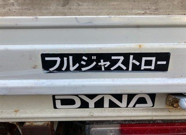 TOYOTA DYNA full