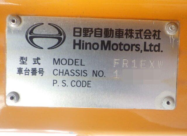 HINO PROFIA 2004 full