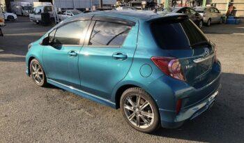Toyota Vitz RS 2013 full