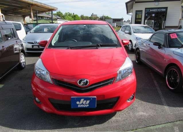 Toyota Vitz 2014 full
