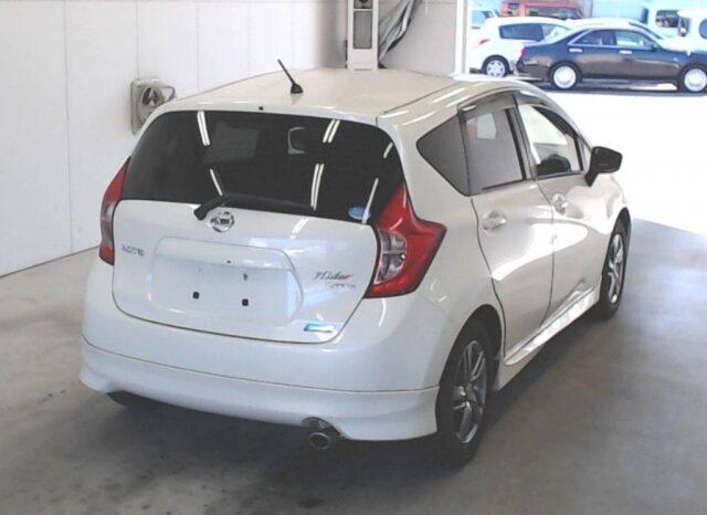 Nissan NOTE 2014 full