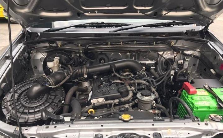 Toyota Hilux Vigo 2012 full