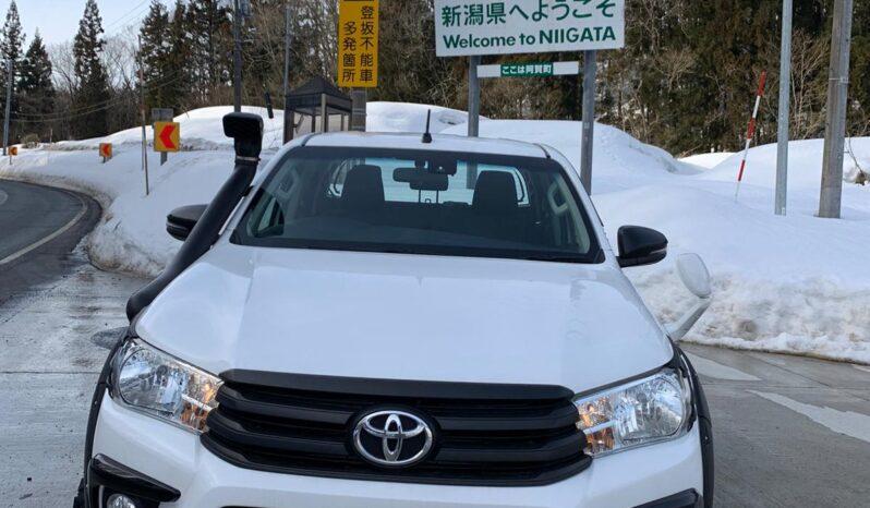 Toyota Hilux 2017 full