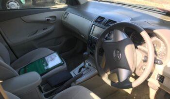 Toyota Corolla Axio 2008 full