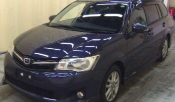 Toyota FIELDER 2012 full