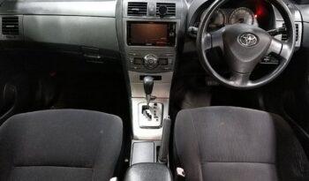 Toyota Corolla Fielder 2008 full