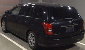 Toyota Corolla Fielder 2011 full