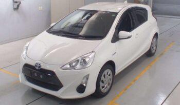 Toyota Aqua 2016 full