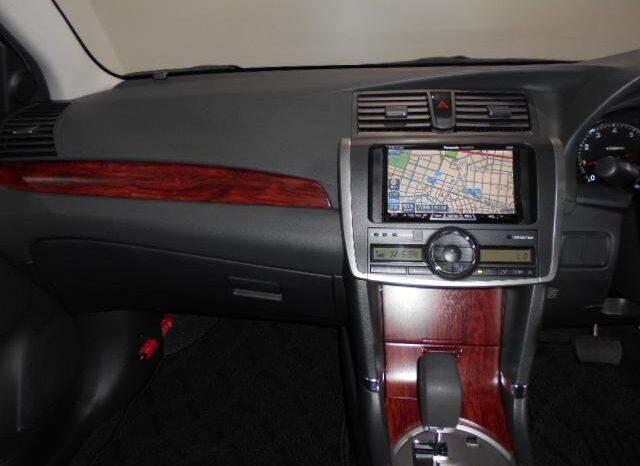Toyota Allion 2012 full