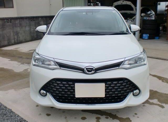 Toyota FIELDER 2017 full