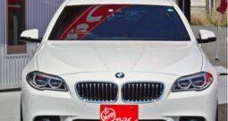 BMW 5 Series XG20 2016